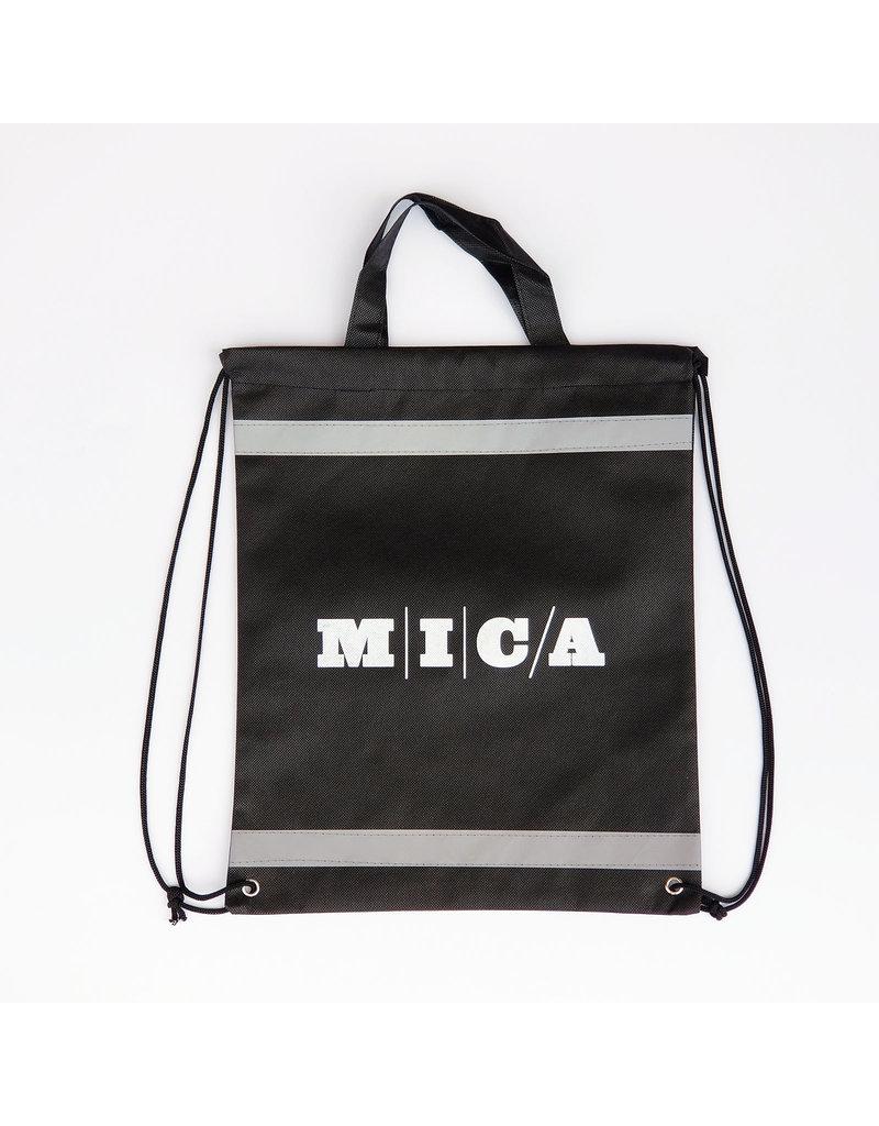 MICA Drawstring Backpack/Tote Reflective