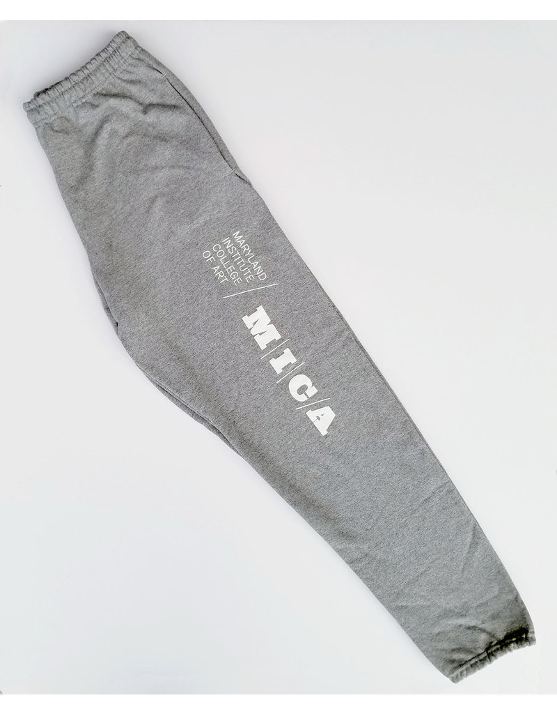 Jerzees MICA Sweatpants Elastic Bottom