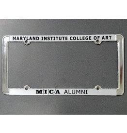 MICA Alumni Metal License Frame