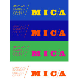 "MICA Sticker - Sticky Back Vinyl 3.5"" X 10"""