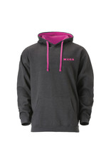 Ouray MICA Graphite Grey Hoodie Embroidery Logo