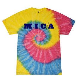 MICA Tie-Dye Short Sleeve Tee