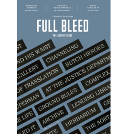 Full Bleed: The Archive Issue #4