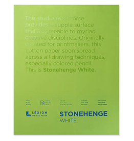 Stonehenge Papers Stonehenge Pads 11X14 White