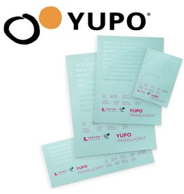Yupo Yupo Translucent Pads 9X12 153Gsm Smooth