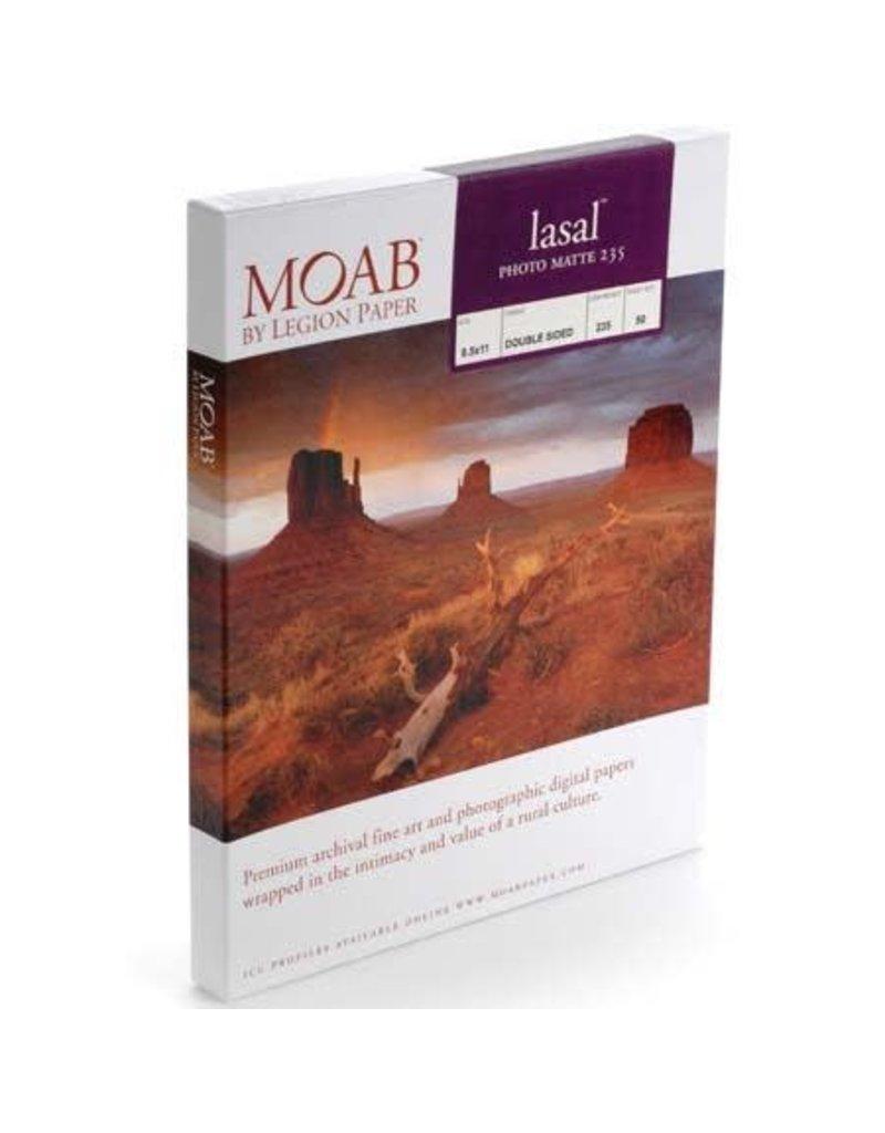Moab Lasal Photo Matte 235 8.5 X 11 [50 Shts]