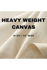 """none Heavy Weight Canvas 72"""" 14Oz By The Foot"""