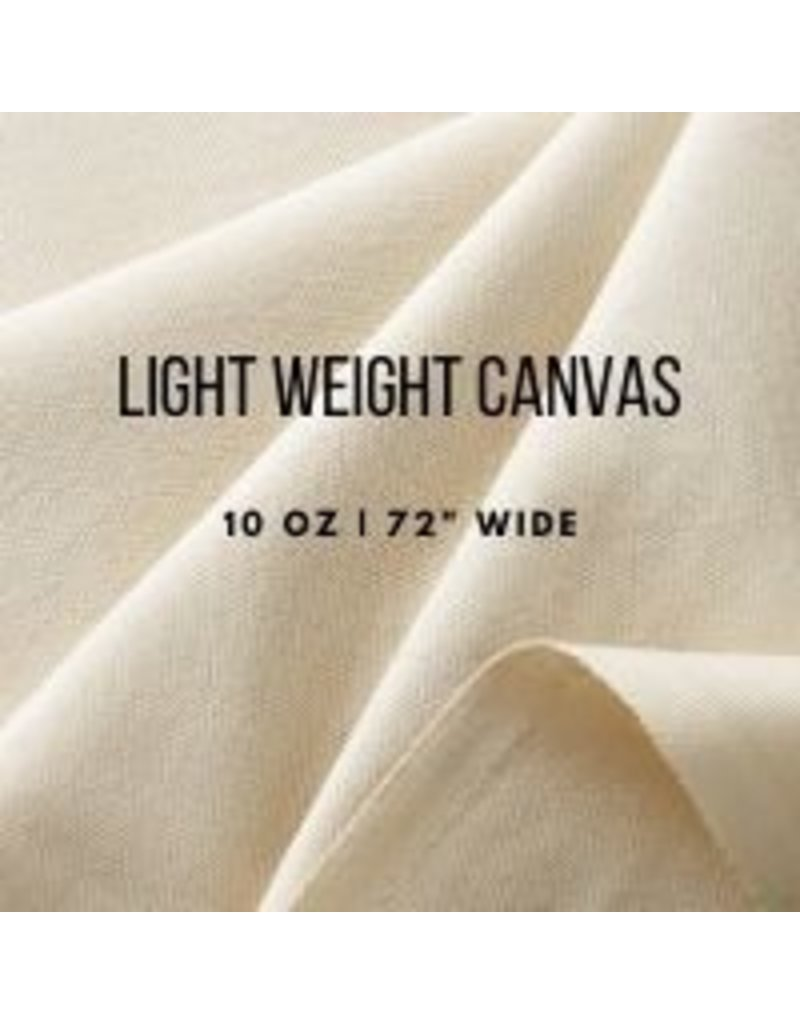 "C.R. Daniels Light Weight Canvas 72"" 10Oz By The Foot"