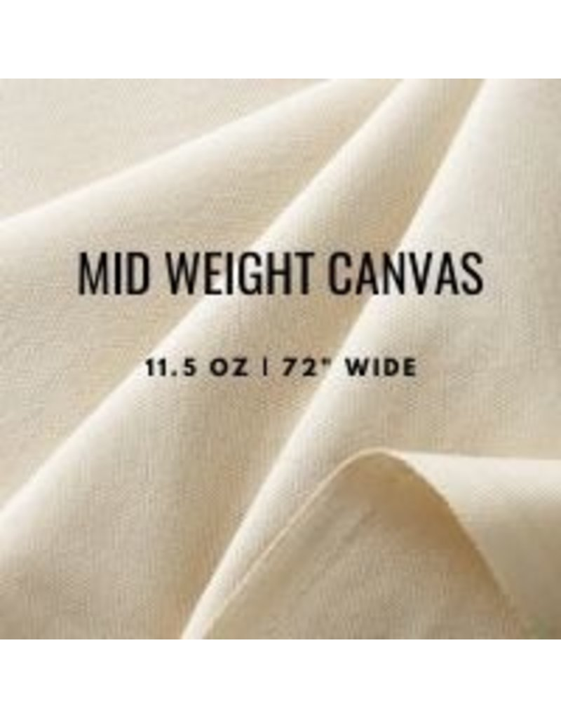 "C.R. Daniels Mid Weight Canvas 72"" 11.5Oz By The Foot"
