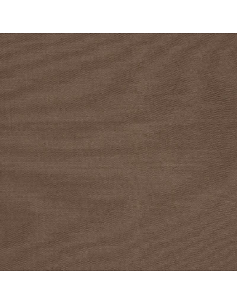 Carolina Cloth Carolina Broadcloth Brown 44'' By The Foot