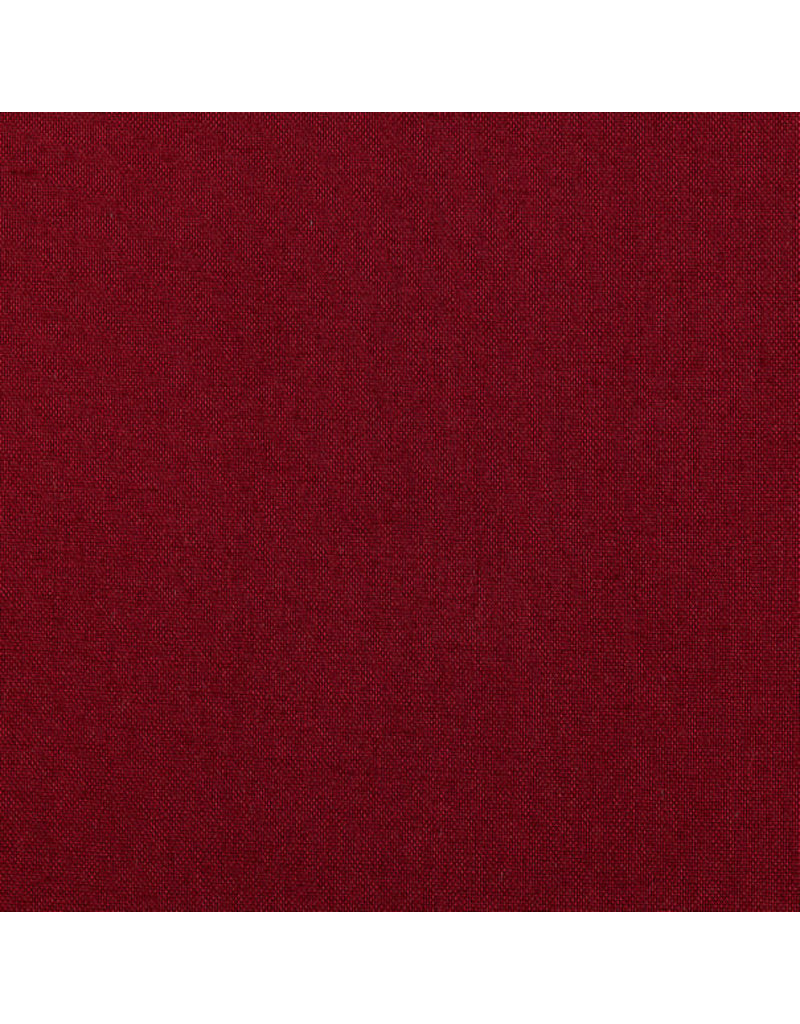 Carolina Cloth Carolina Broadcloth  Burgundy 44'' By The Foot