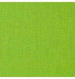 Carolina Cloth Carolina Broadcloth  Lime 44'' By The Foot