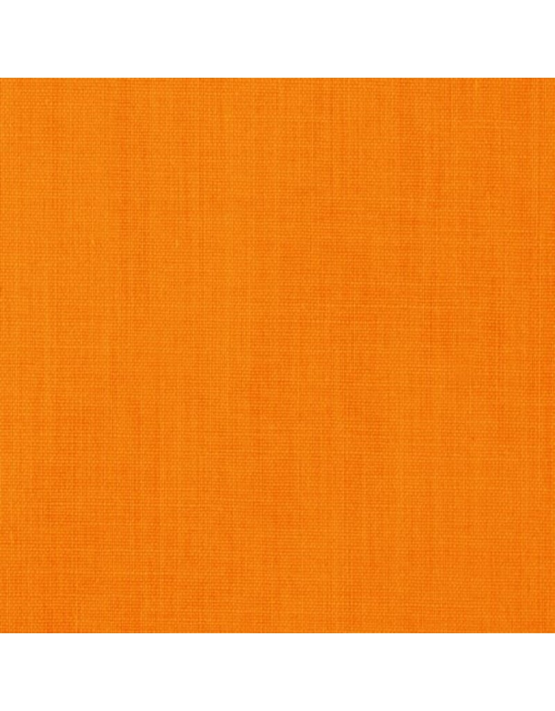 Carolina Cloth Carolina Broadcloth Tangerine 44'' By The Foot