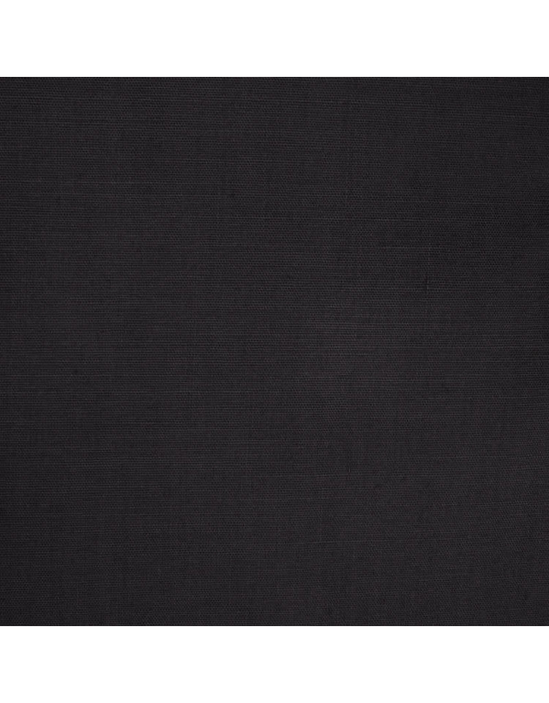 Carolina Cloth Carolina Broadcloth Black 44'' By The Foot