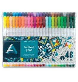 Art Alternatives Fine Liner Pen Set 48