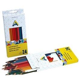 Art Alternatives AA Colored Pencil Set - 24 pencils