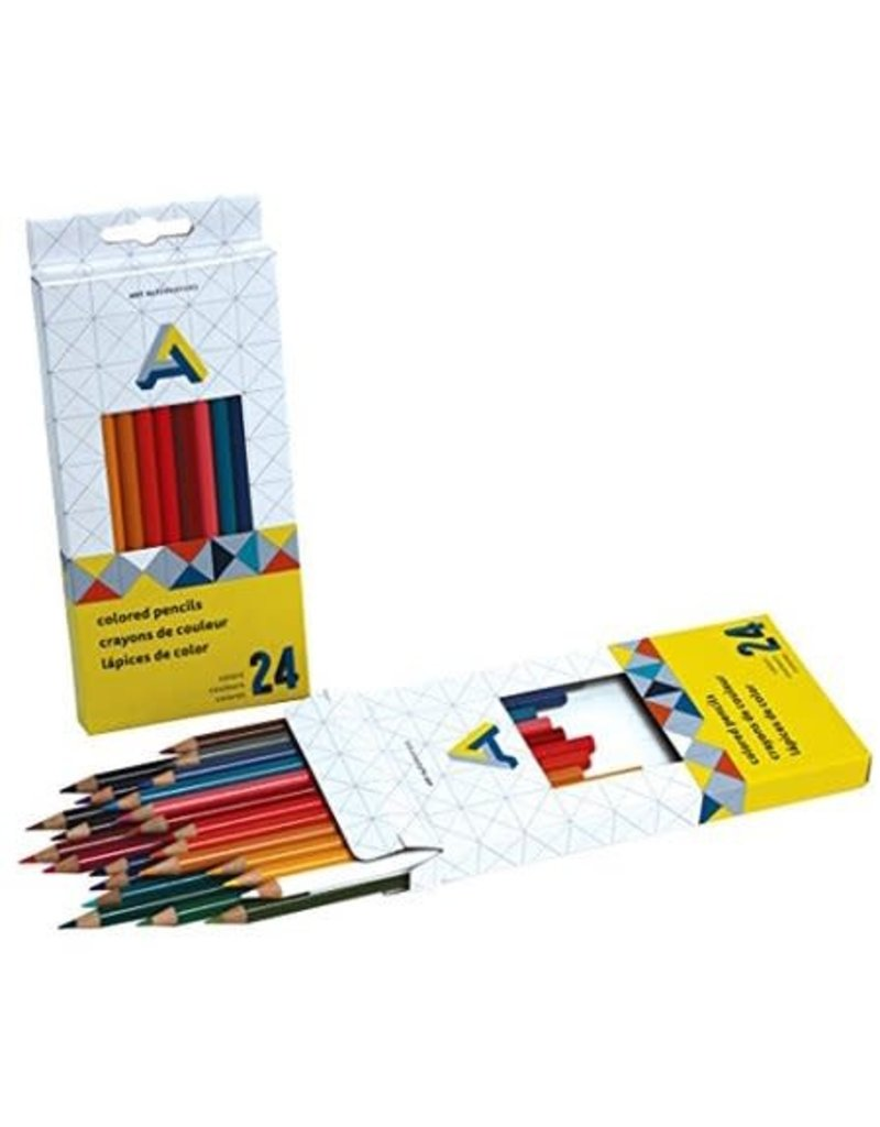 Art Alternatives Colored Pencil Set 24Pcs