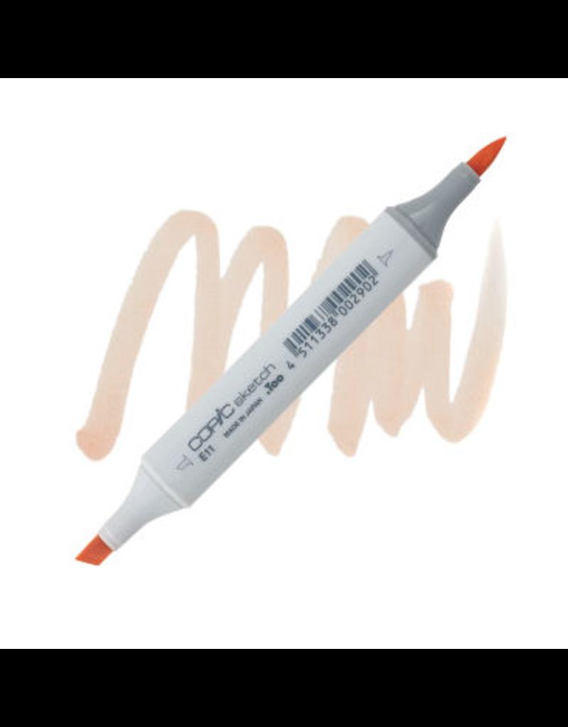Copic Copic Sketch E11 - Bareley Beige