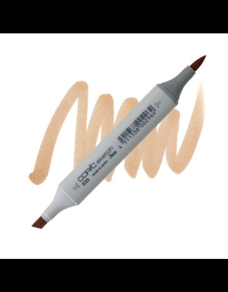 Copic Copic Sketch E33 - Sand