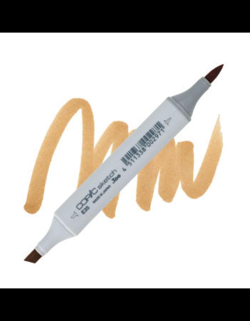 Copic Copic Marker E35 - Chamois