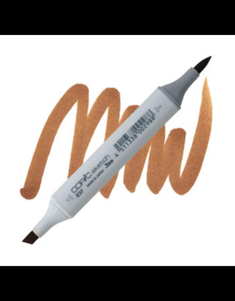 Copic Copic Marker E37 - Sepia