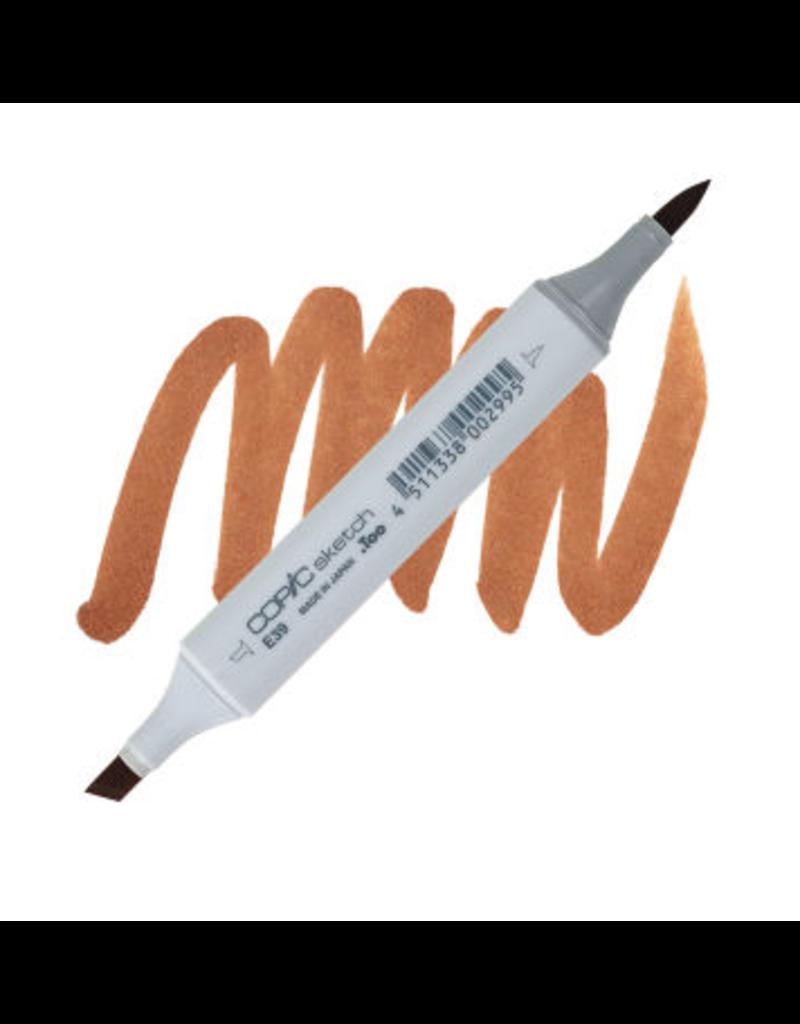 Copic Copic Sketch E39 - Leather