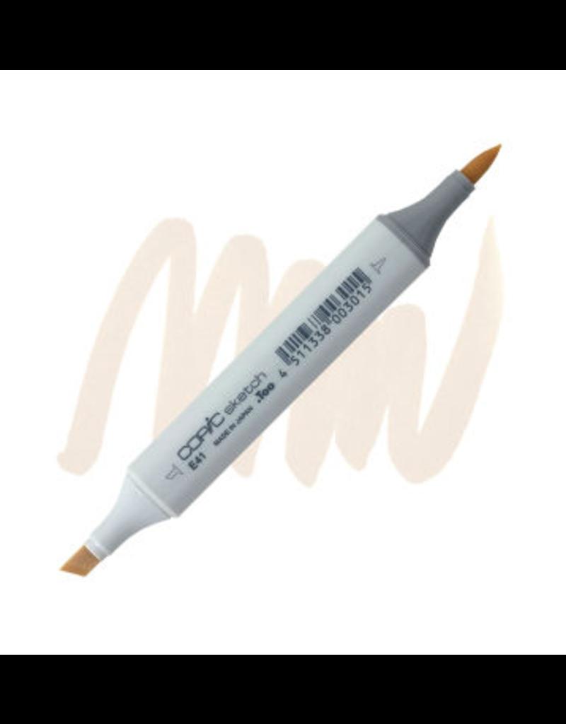 Copic Copic Sketch E41 - Pearl White