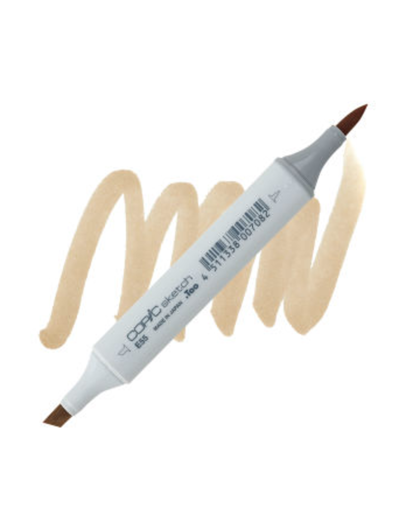 Copic Copic Sketch E55 - Light Carmel