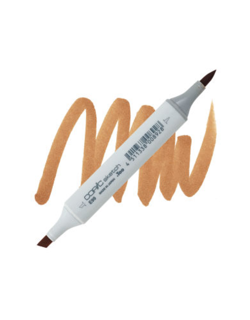 Copic Copic Sketch E99 - Baked Clay