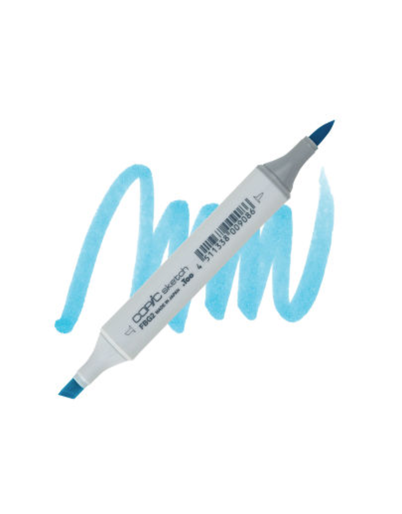 Copic Copic Sketch Fbg2 - Fluorescent Dull Blue Green
