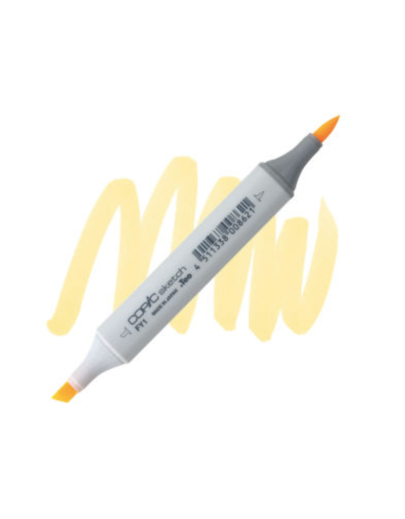 Copic Copic Sketch Fy1 - Fluorescent Yellow Orange