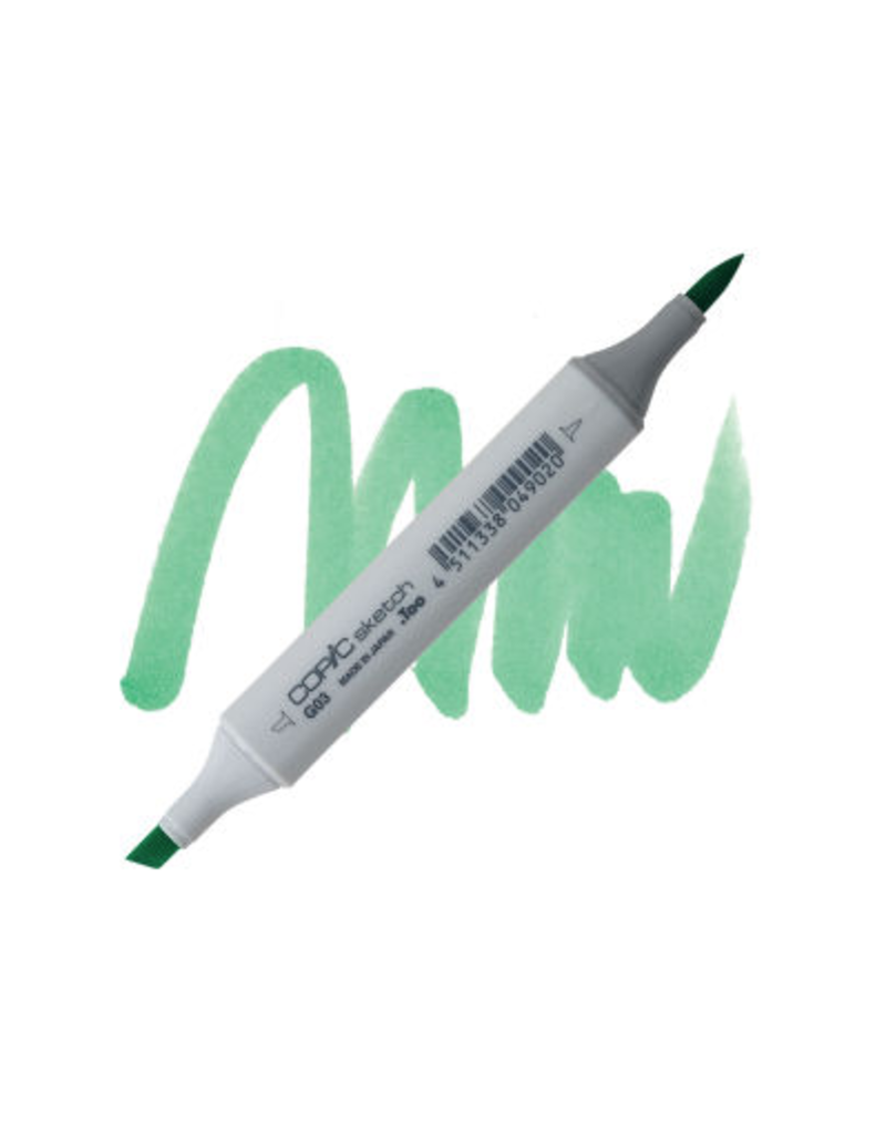 Copic Copic Sketch G03 - Meadow Green