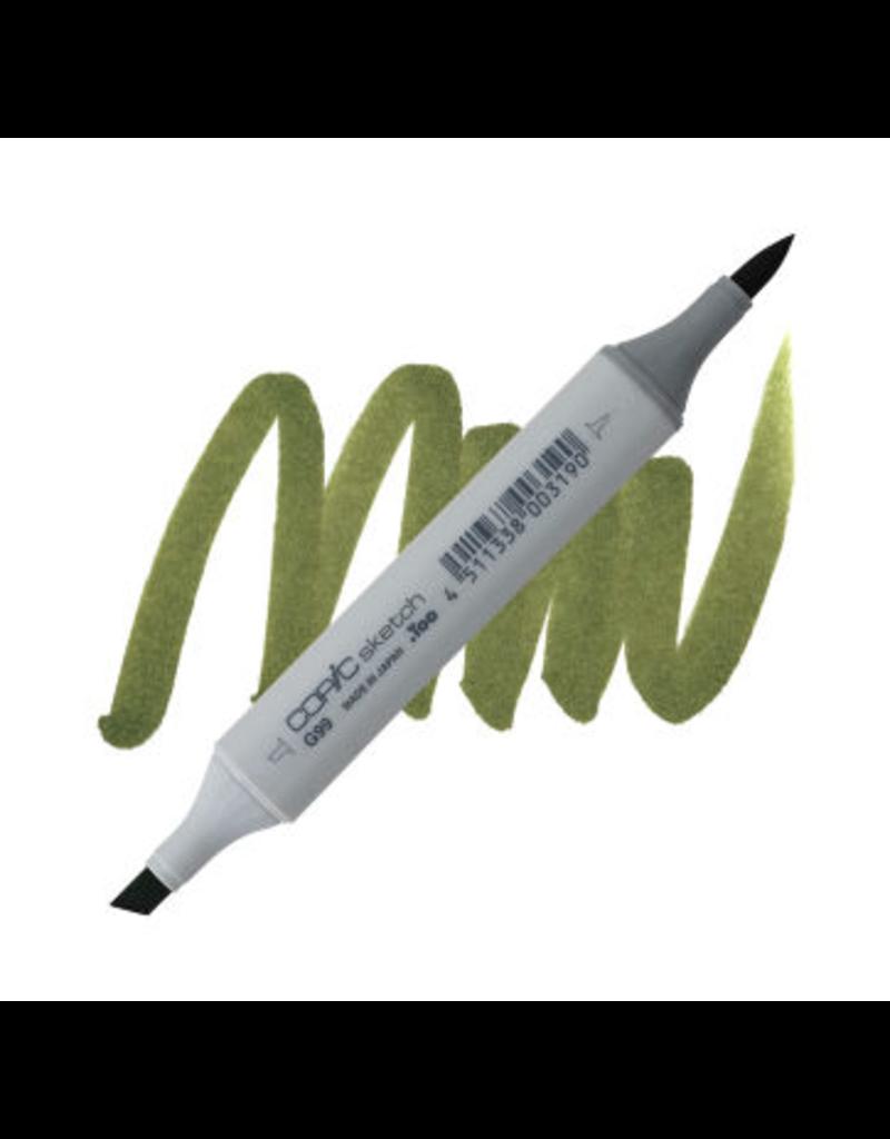 Copic Copic Marker G99 - Olive