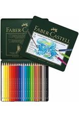 Faber Castel Durer W/C Pcl Tin 24/Set