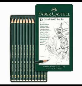 Faber Castel 9000 Castell Art Set/12