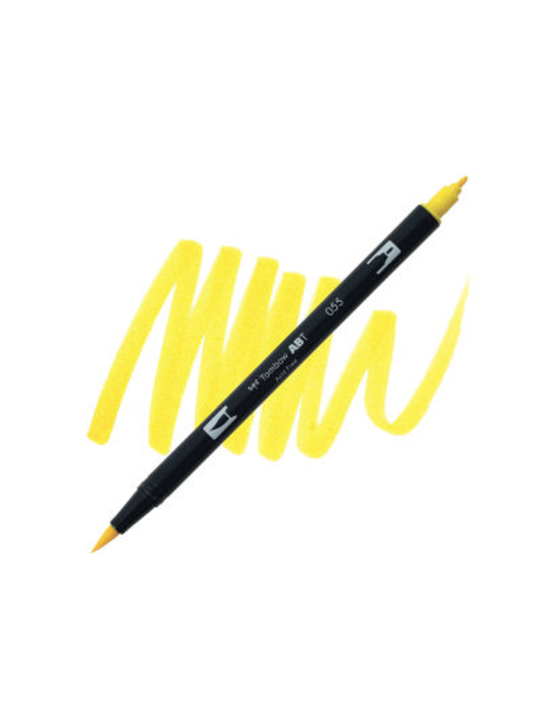 Tombow Dual Brush-Pen  055 Proc Yel