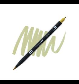 Tombow Dual Brush-Pen  076 Grn Ochre