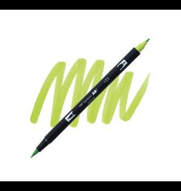 Tombow Dual Brush-Pen  133 Chartrse