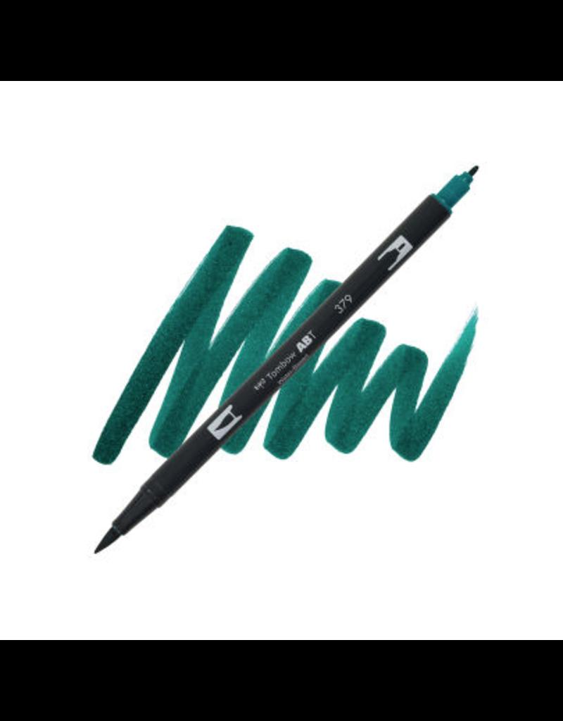 Tombow Dual Brush-Pen  177 Dark Jade