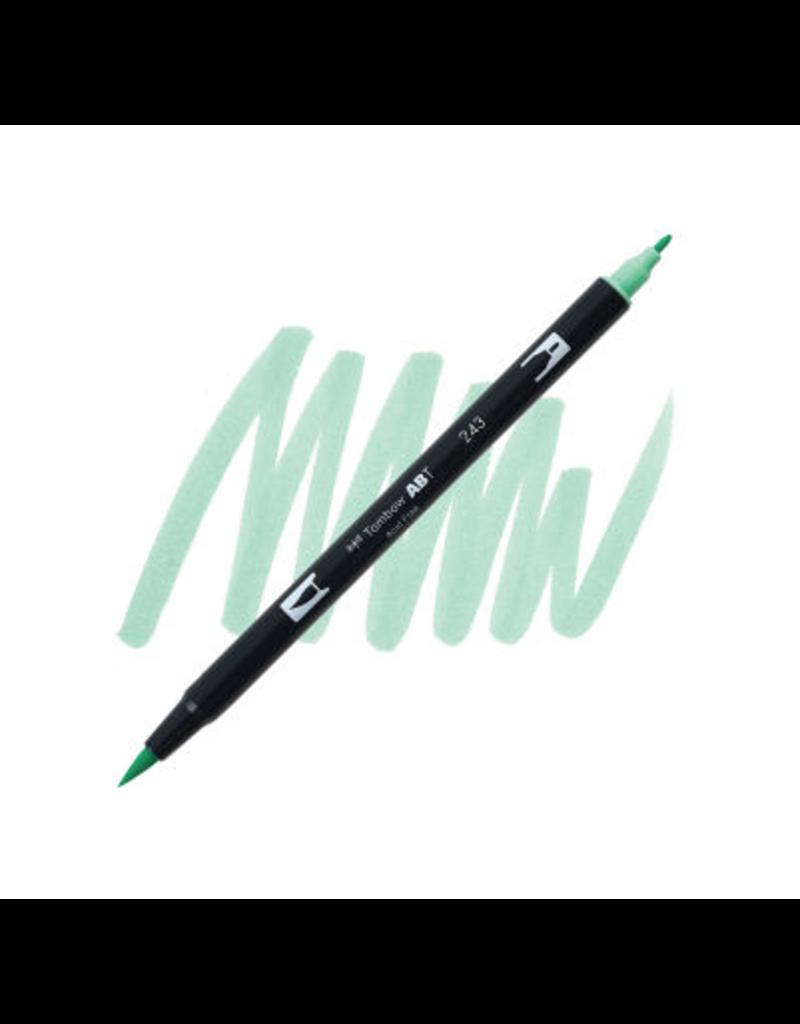 Tombow Dual Brush-Pen  243 Mint