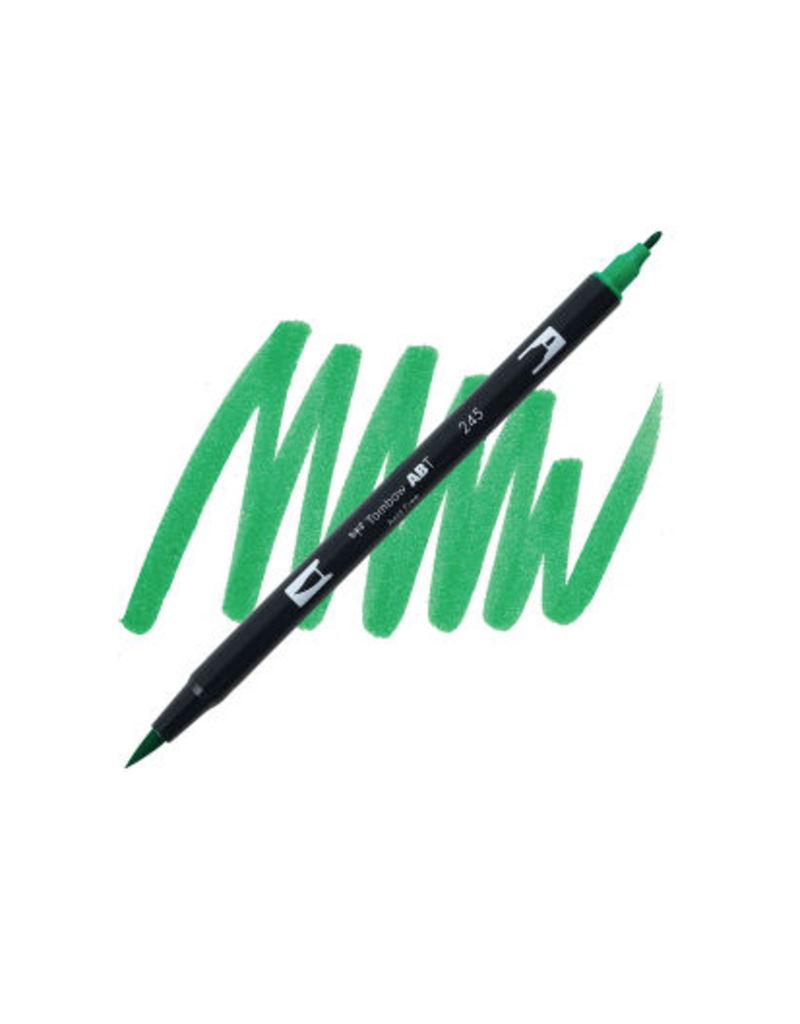 Tombow Dual Brush-Pen  245 Sap Green
