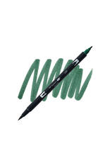 Tombow Dual Brush-Pen  249 Huntr Grn