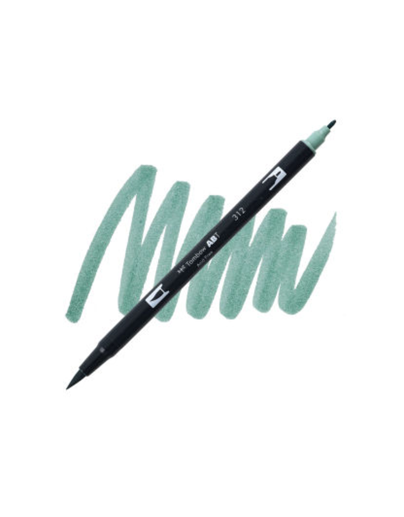 Tombow Dual Brush-Pen  312 Holly Grn