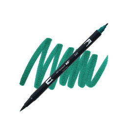 Tombow Dual Brush-Pen  346 Sea Green
