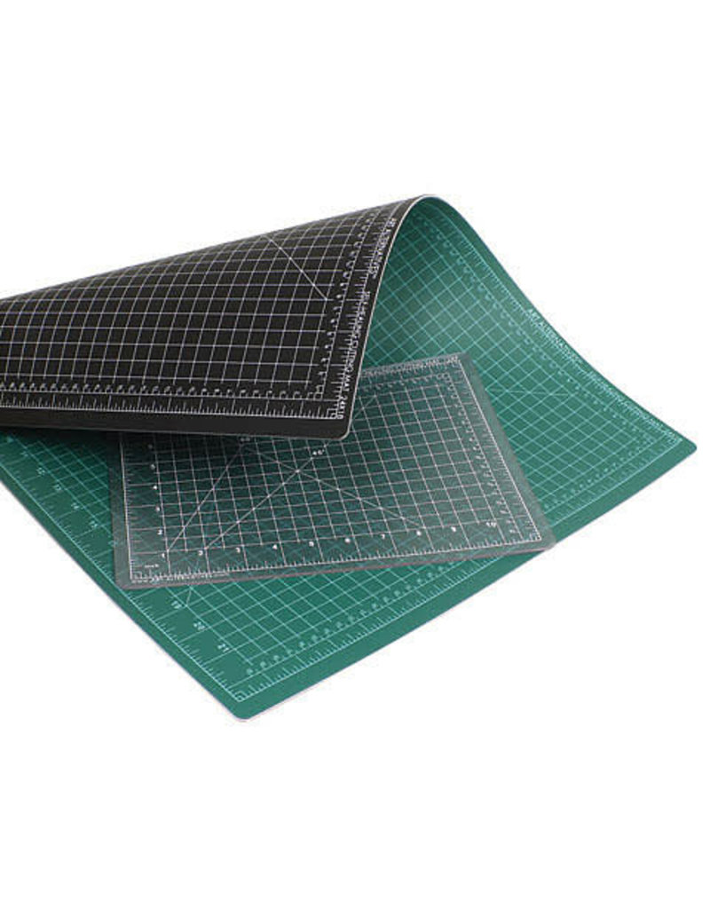 Art Alternatives Cutting Mat 12X18 Green/Black