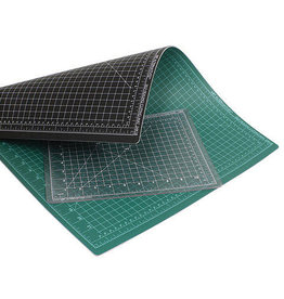 Art Alternatives Cutting Mat 18X24 Green/Black