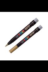 Posca Pcf-350 Brush Gold