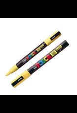 Posca Pc-3M Fine Yellow