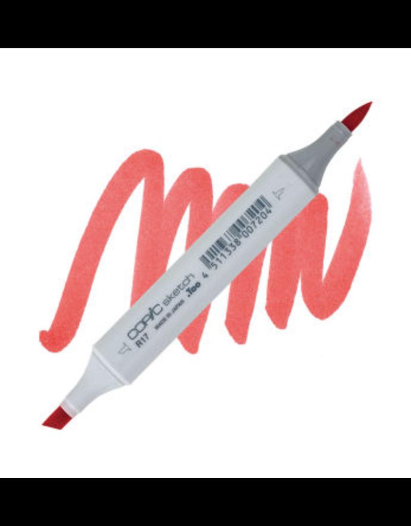 Copic Copic Sketch R17 - Lipstick Orange