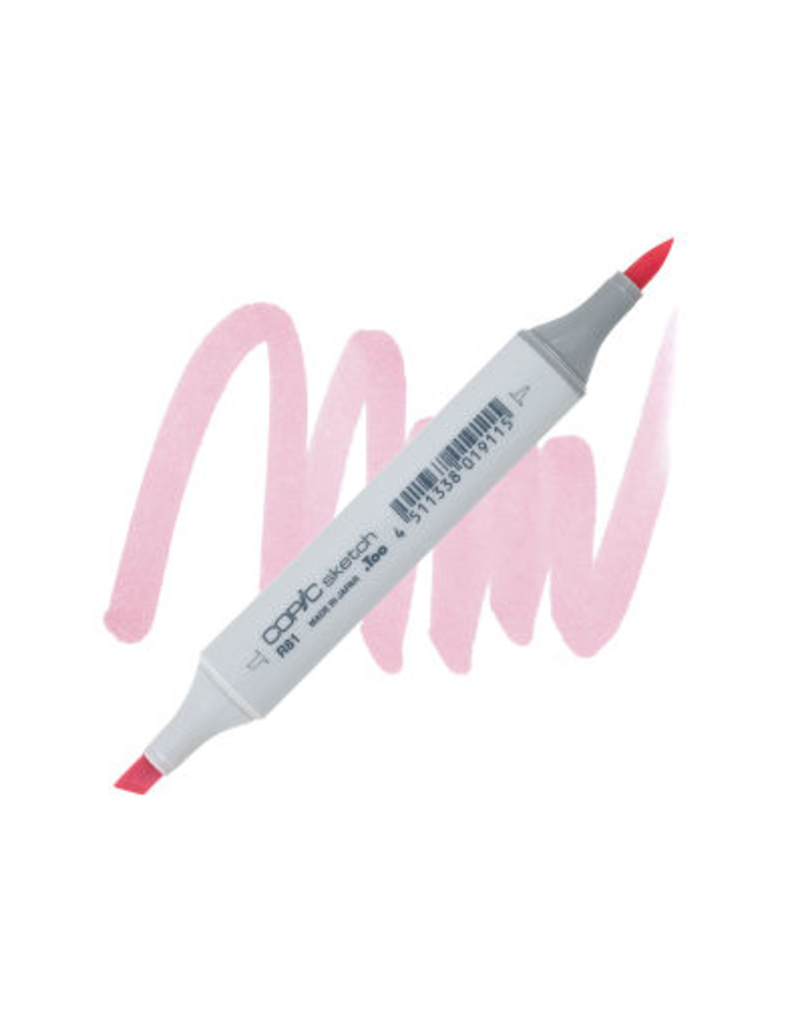 Copic Copic Sketch R81 - Rose Pink